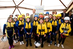 SW Lakes Trust Royal Visit